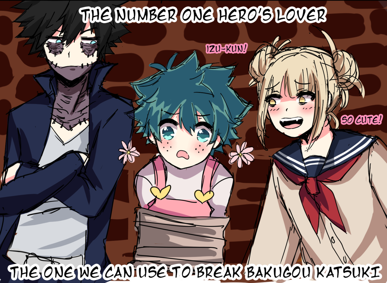 Kim S Art Dump Villain Waifu Deku Is Captured By The League Of Villain Deku Hero Academia Characters My Hero Academia Memes