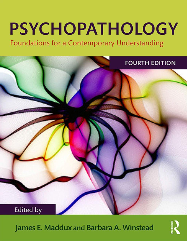 Psychopathology Ebook Rental