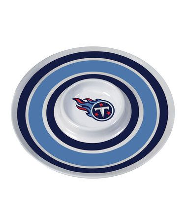 premium selection 517c4 9dc2f Take a look at this Tennessee Titans Chip & Dip by NFL Game ...