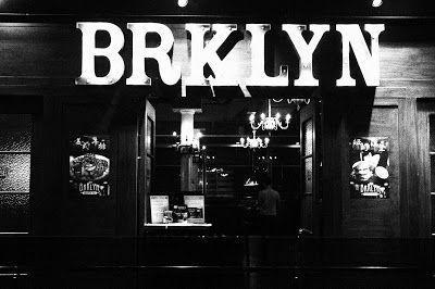 湯大帥非型日誌: 精釀啤酒餐廳 「BRKLYN」