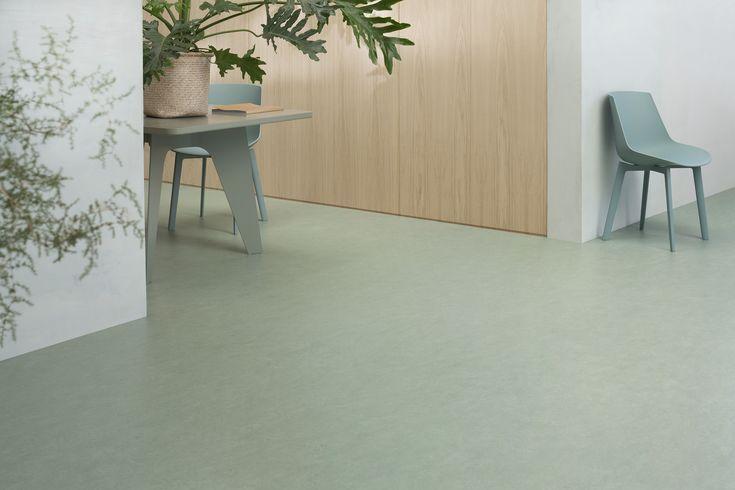 Pin By Trend Neu Mobel On Kitchen In 2020 Linoleum Flooring Marmoleum Marmoleum Floors