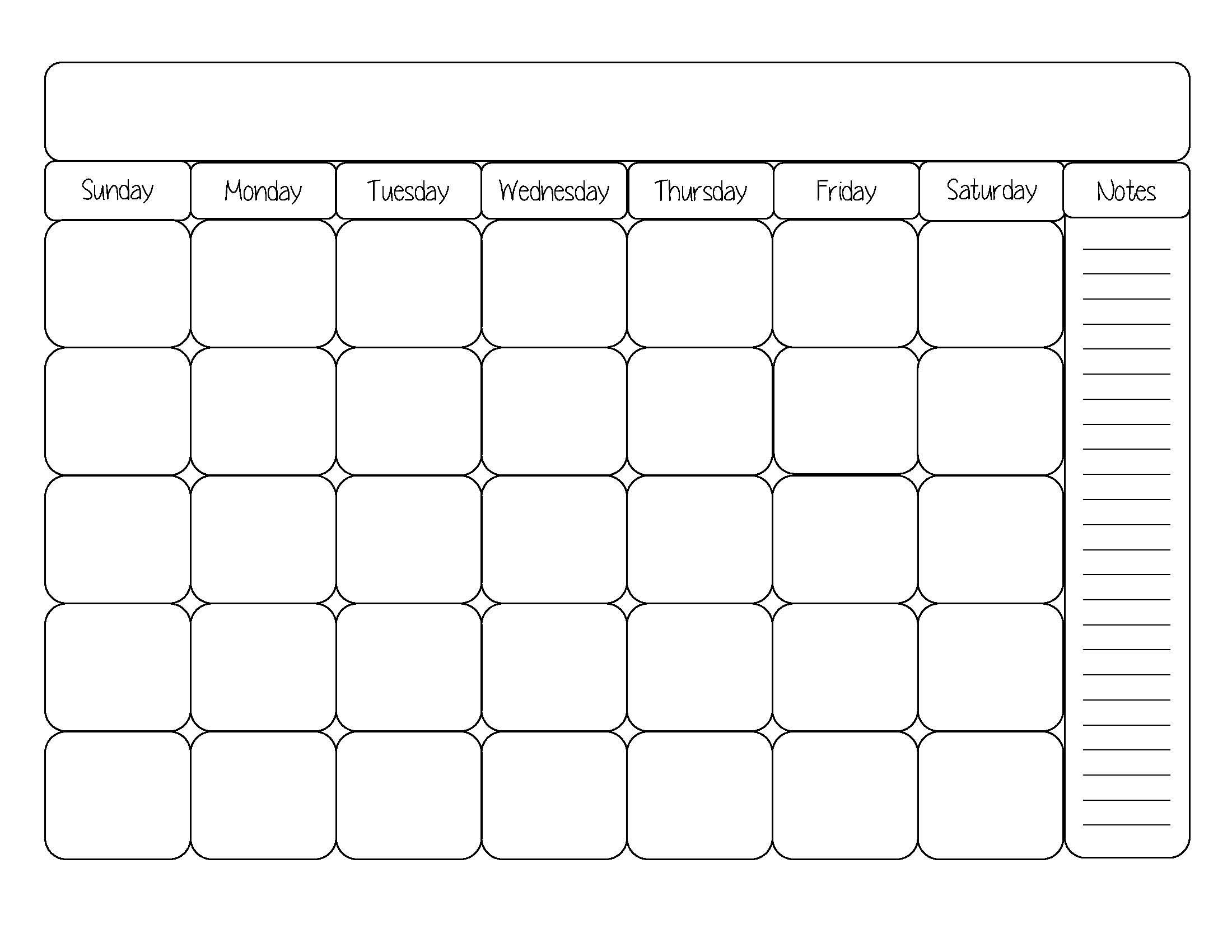 Printable Calendar - This Calendar Portal provides you Free ...