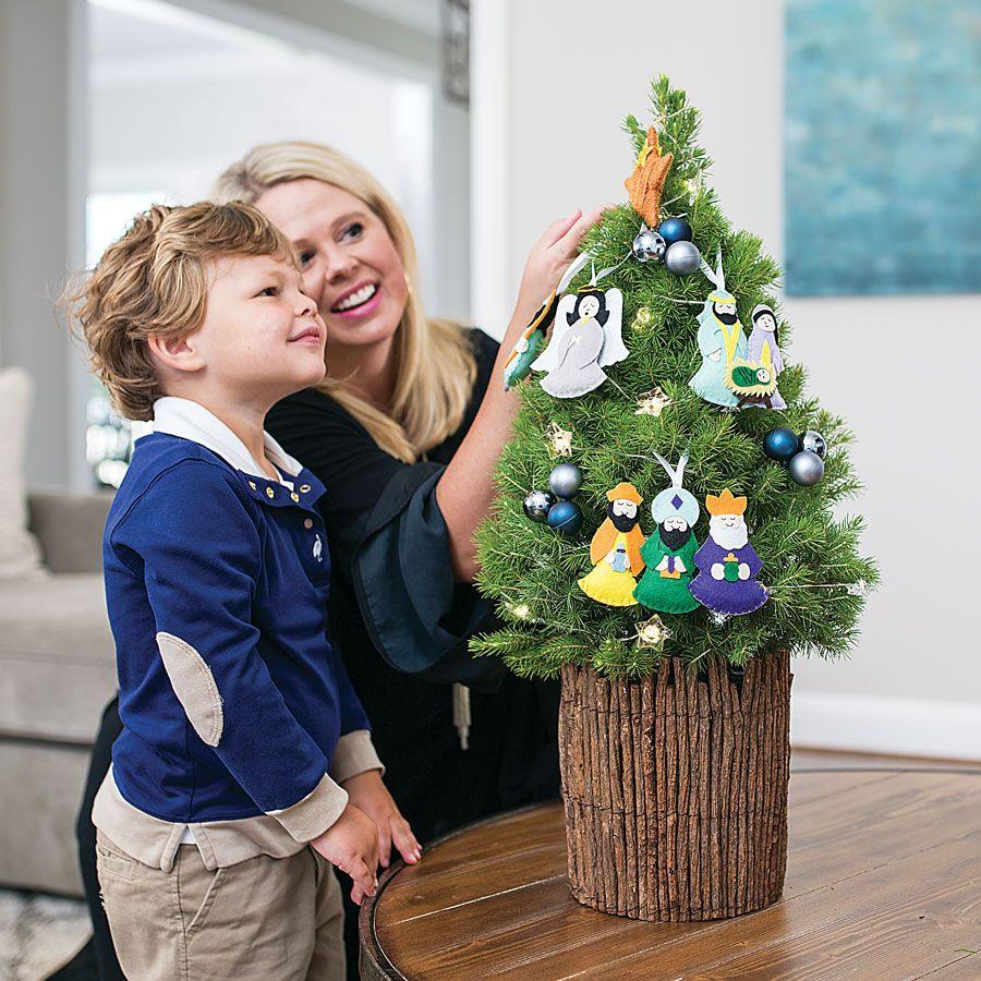 Oh Holy Night Tree The nativity story, A christmas story