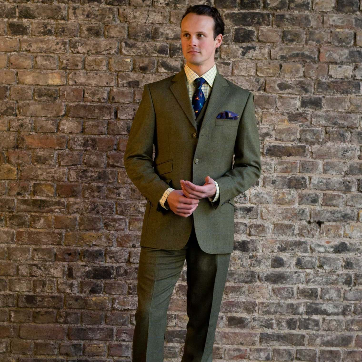 6811cb2a9 Cordings Elland Lightweight Tweed Jacket Different Angle 1 | Spring ...