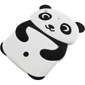 Cute Panda Cover Case for Apple iPad mini, Black 15.99