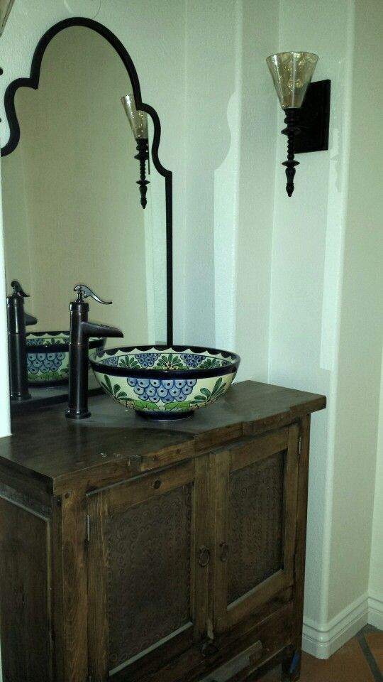 Spanish Style Bathroom Sinks Sand Houses, Spanish Style Bathroom Sinks