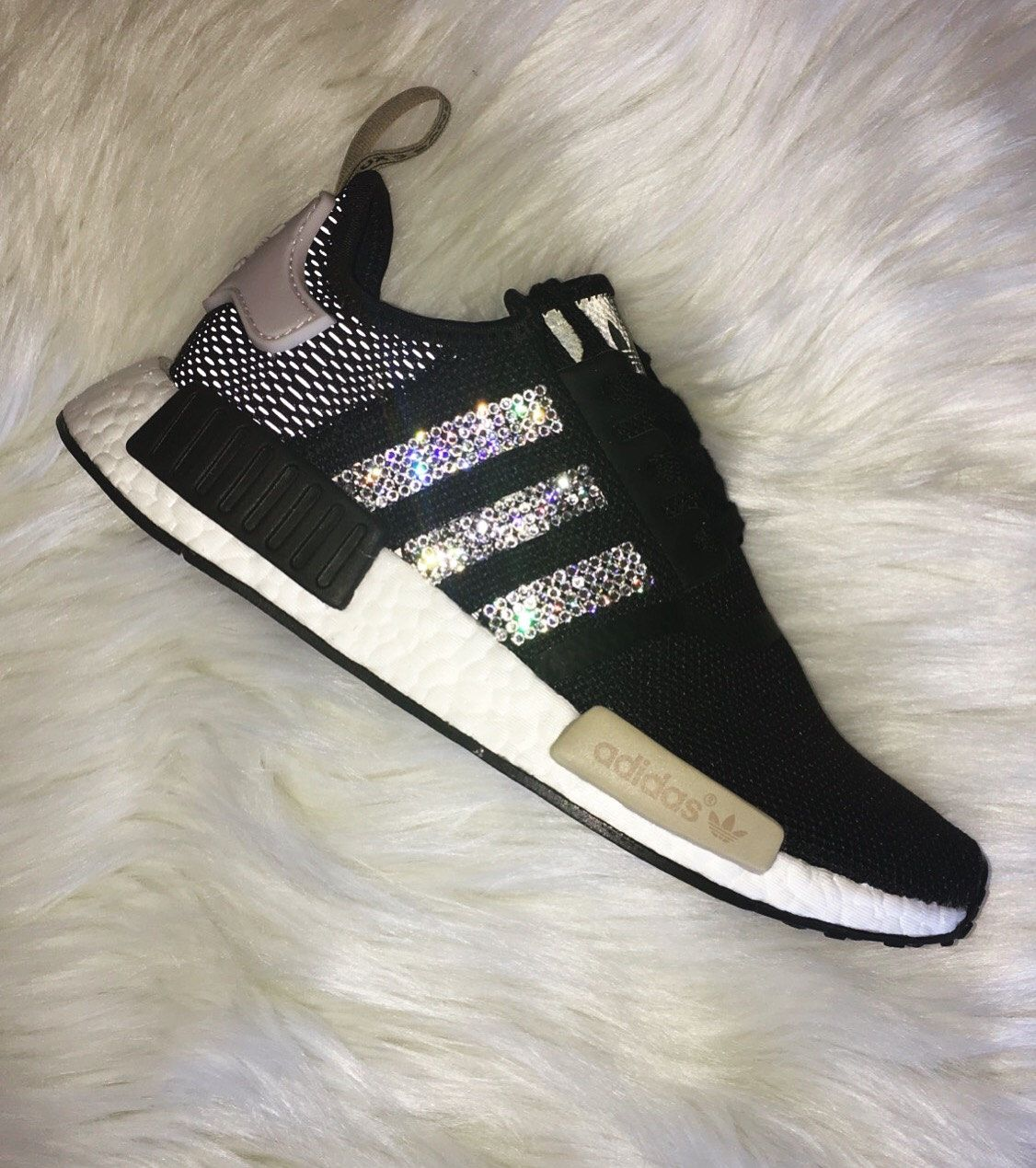 Swarovski Women's Adidas NMD Casual Running Shoes