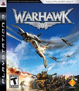 Warhawk Ps3 Game Ps3 Games Playstation Latest Video Games