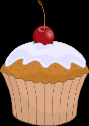 Bunte Muffins Mit Kirsche Auf Top Vektorgrafiken Gateau Cerise Gateau Creation Images Clipart Gratuites