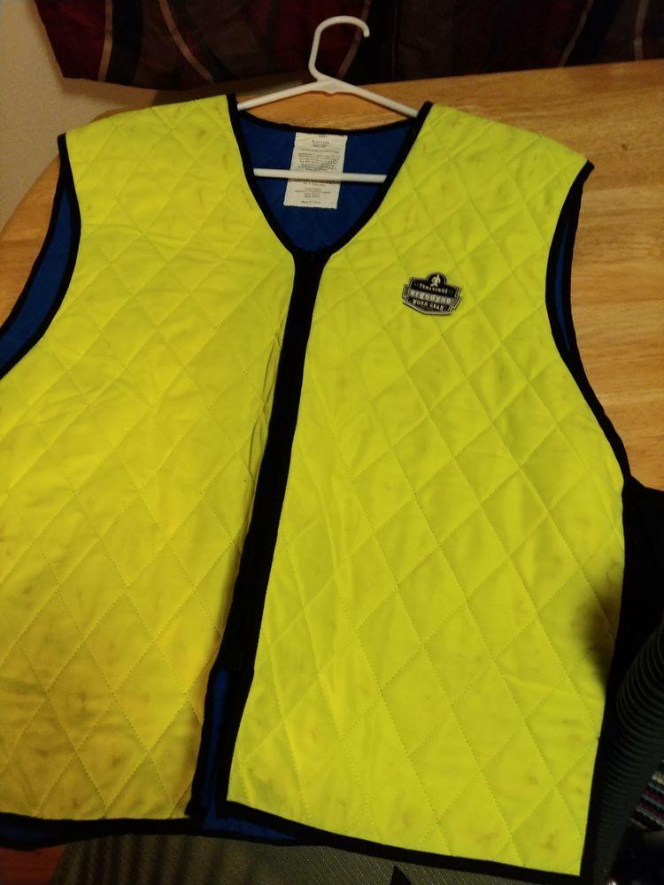 Tenacious Ergodyne Work Gear Cooling Vest Fashion Clothing