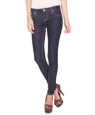 Need some new skinny jeans to go with my leopard pumps :)