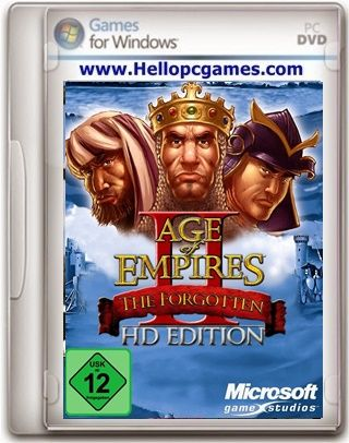 Age Of Empires Ii Hd The Forgotten Pc Game File Size 1 20 Gb
