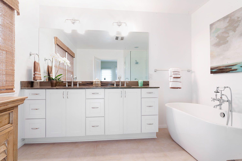 Transitional Design Style Bathrooms By One Week Bath | Bathroom ...