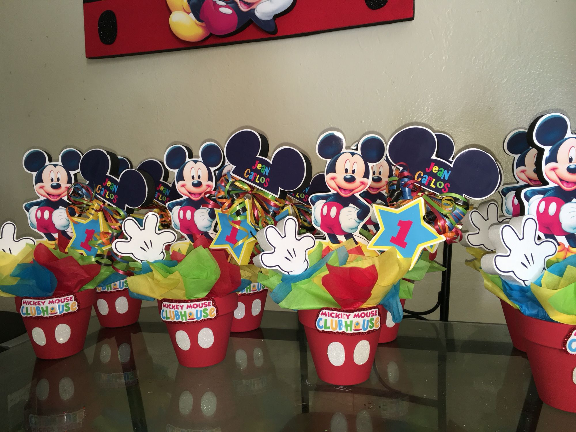 Best 25+ Mickey mouse clubhouse decorations ideas on Pinterest ...