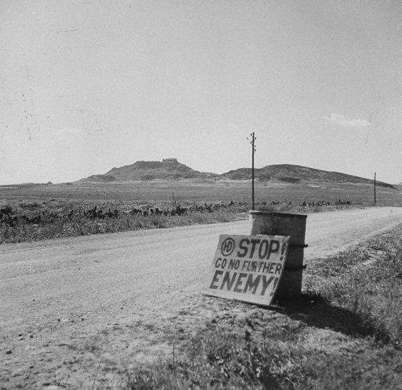 The Harsh Poetry Of World War Ii Battlefield Signs World War Ii