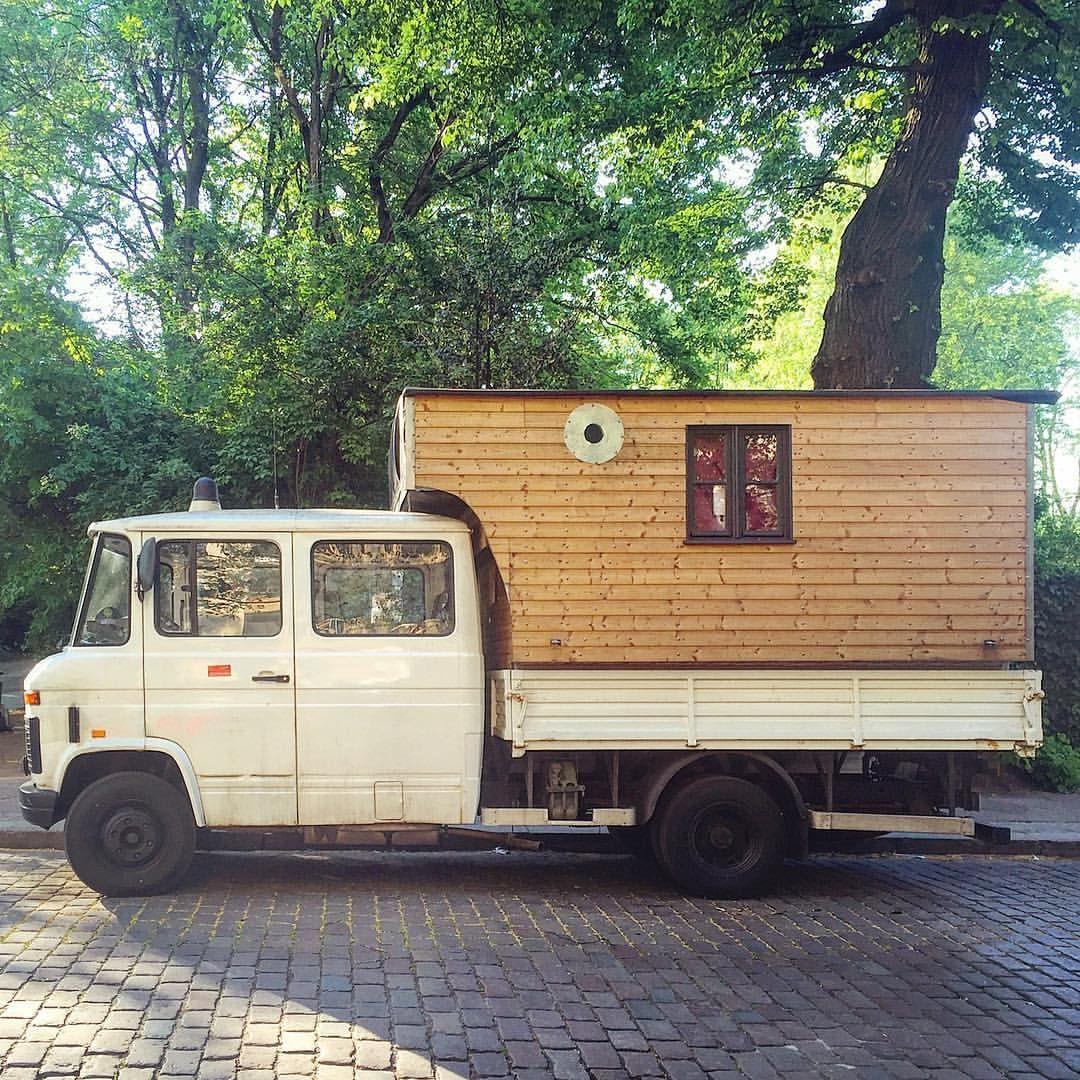 Vob classic mercedes benz 508d custom camper van houseonwheels mobilehome mercedes