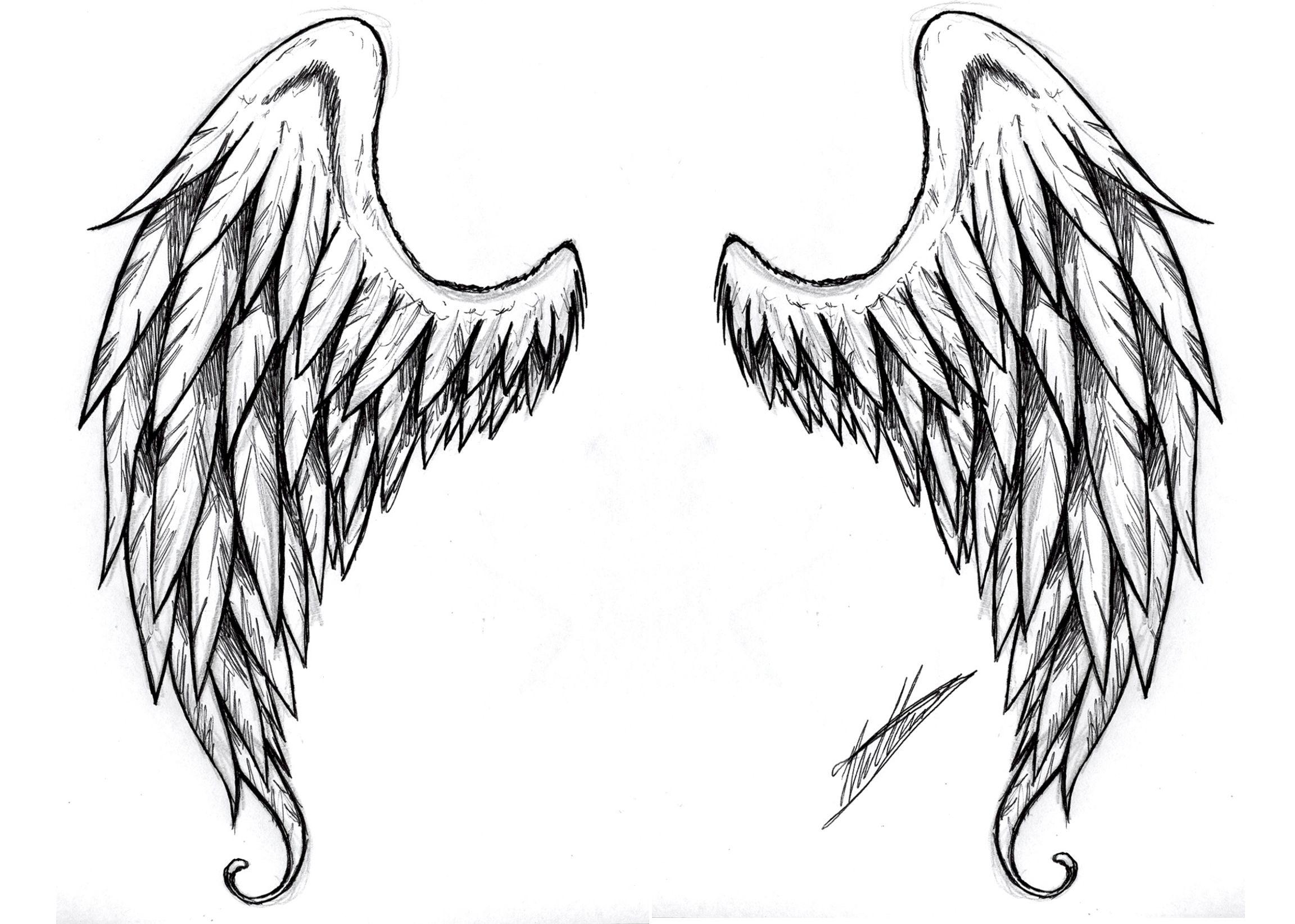 Wings tattoo inspiration | stuff | Pinterest | Alas, Tatuaje de alas ...