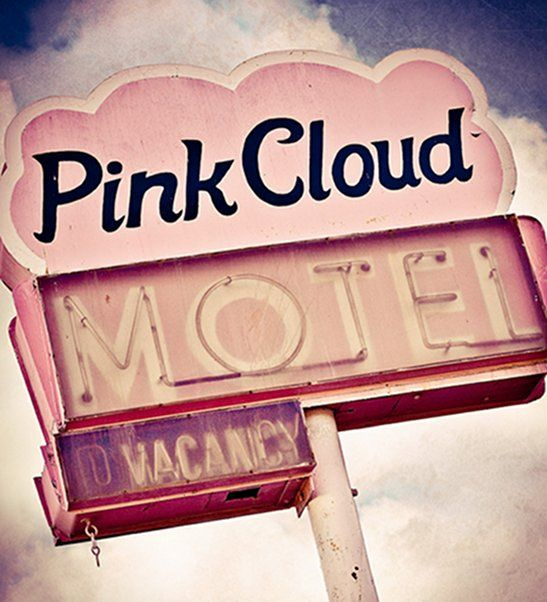 vintage sign by marc shur