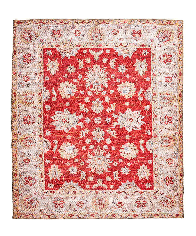Teppich Faye 625 Rot Teppich Orientalisch Klassische Teppiche