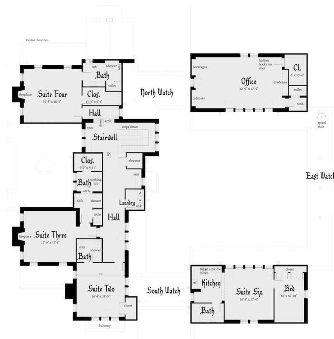 House Plan 003 146