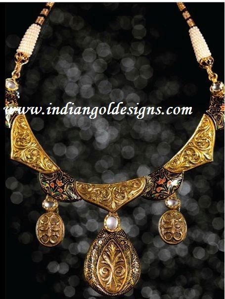 598170c88d08a tanishq taj collection - Google Search | Elegant Yellow | Tanishq ...