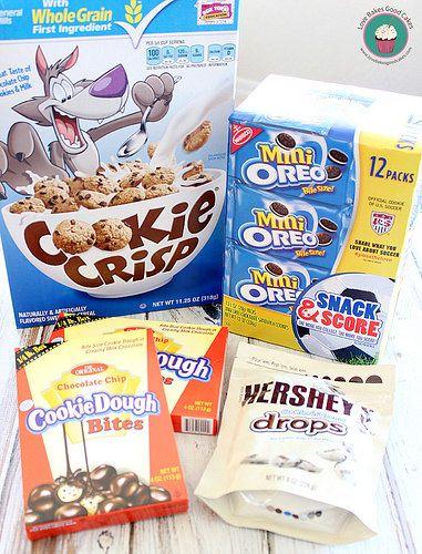 Cookie Mix #movienightsnacks