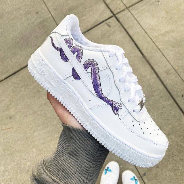 Nike Air Max 1 Purple Snake