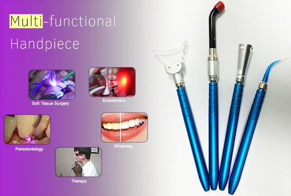 Multi Functional Dental Laser Handpiece Laser Dental Dental Laser Handpiece Dental