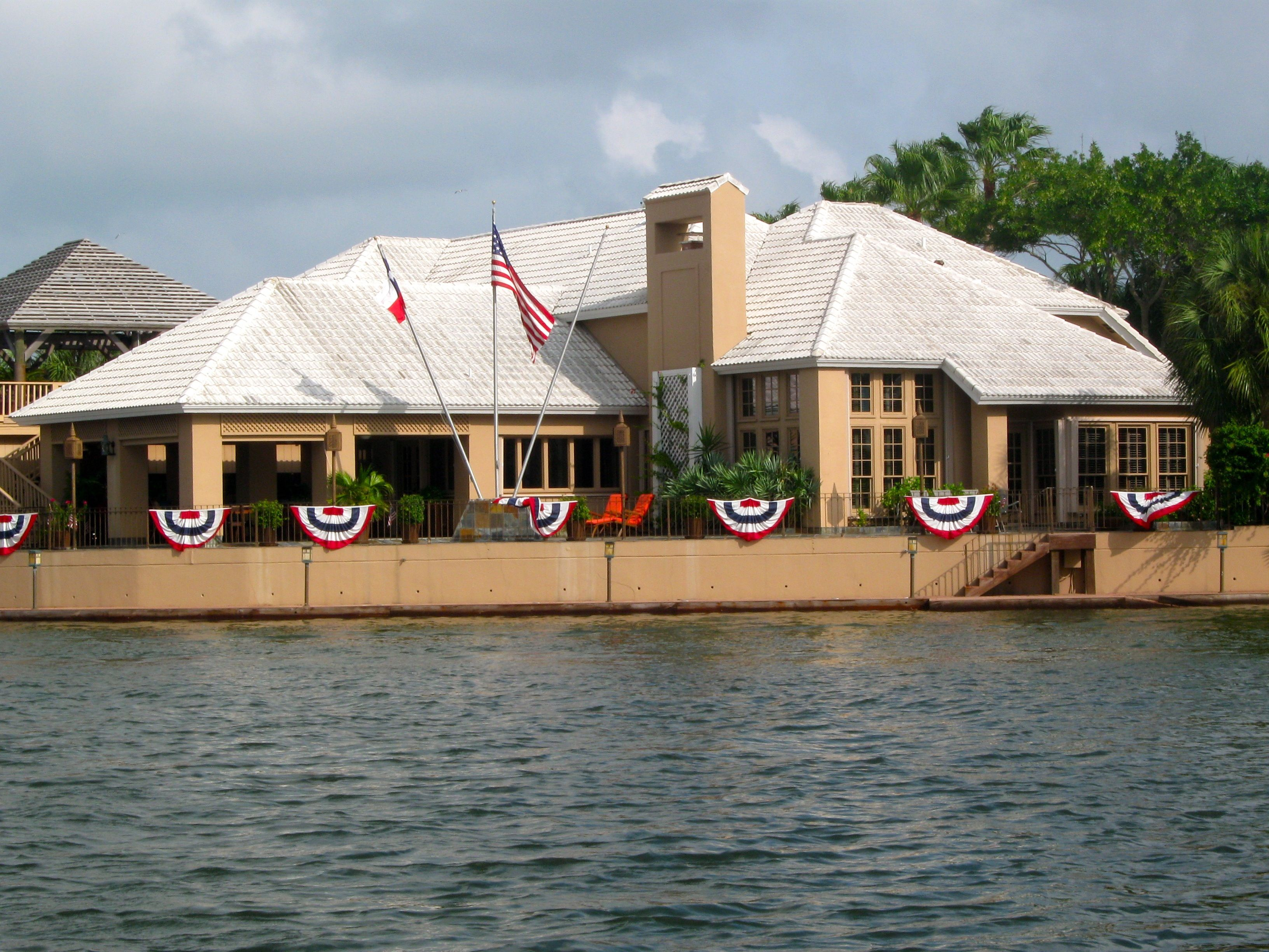 George Strait S House Key Allegro Rockport Texas