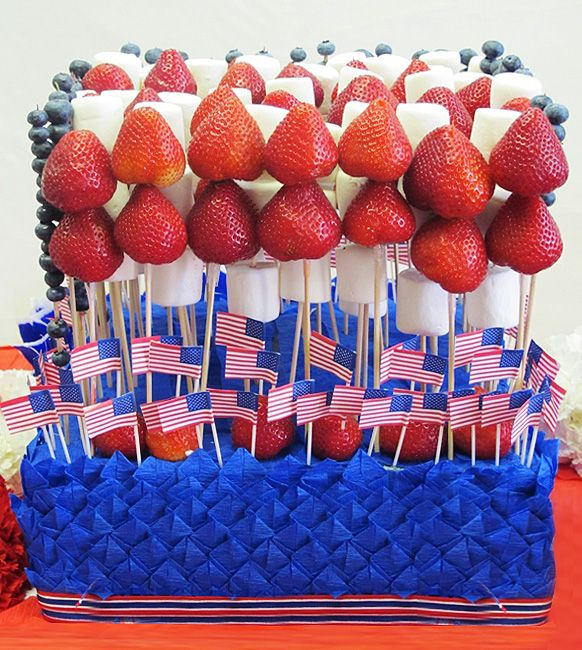 4th of july centerpiece ideas fourth of july bbq centerpieces