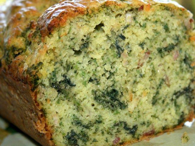 Le cake aux orties, une excellente recette !