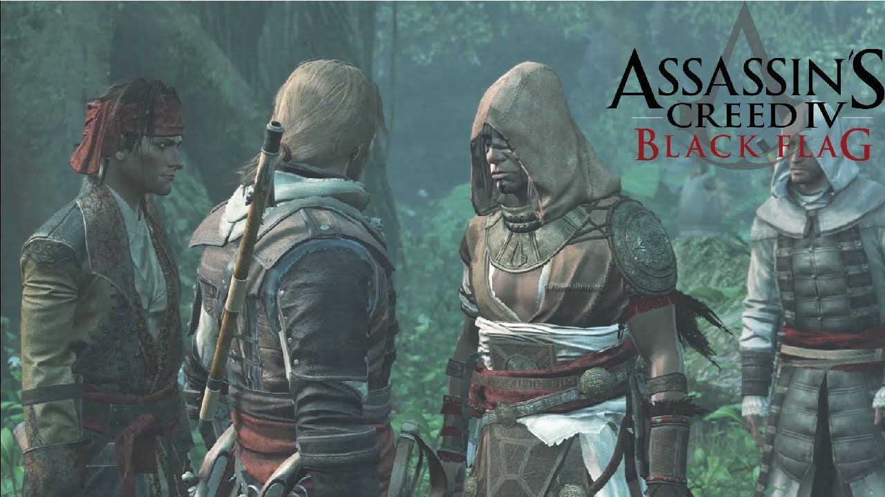 Assassins Creed 4 Black Flag Overrun And Outnumbered Walkthrough Gamepla In 2020 Assassins Creed 4 Assassins Creed Rogue Black Flag