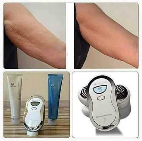 Galvanic Body Spa Nuskin Kit De Cremas Para Piel De..