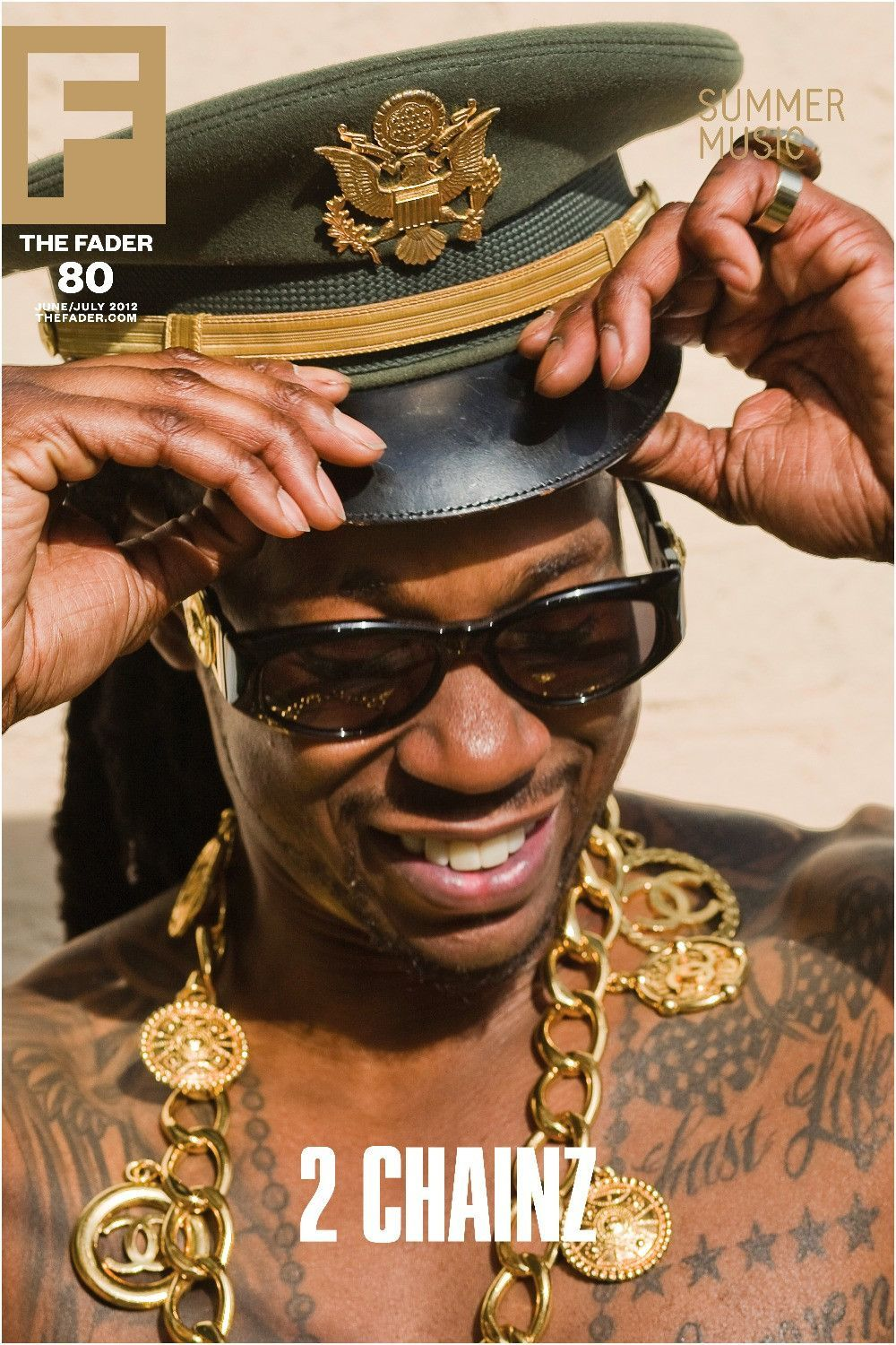2 chainz the fader issue 80 cover 20 x 30 poster hip hop