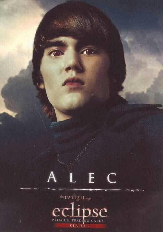 #TwilightSaga #Eclipse - Series 2: Alec Volturi #92 (With ...