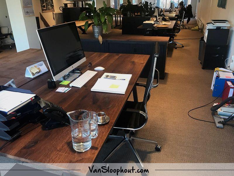 Best werkruimte tafel paneel montage office compleet for Complete meubelset
