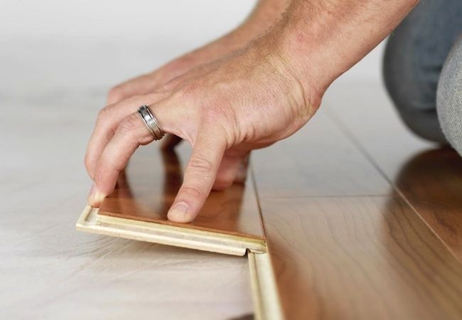 How To Install Click Flooring Click Flooring House And Flooring Ideas
