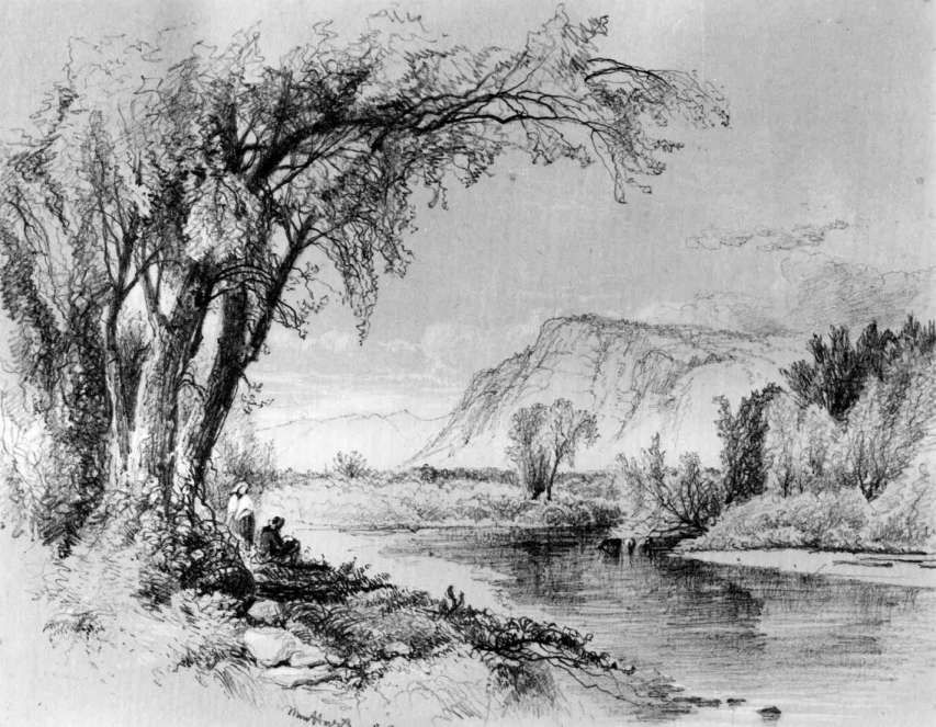 15 amazing pencil drawings landscapes scenery drawing
