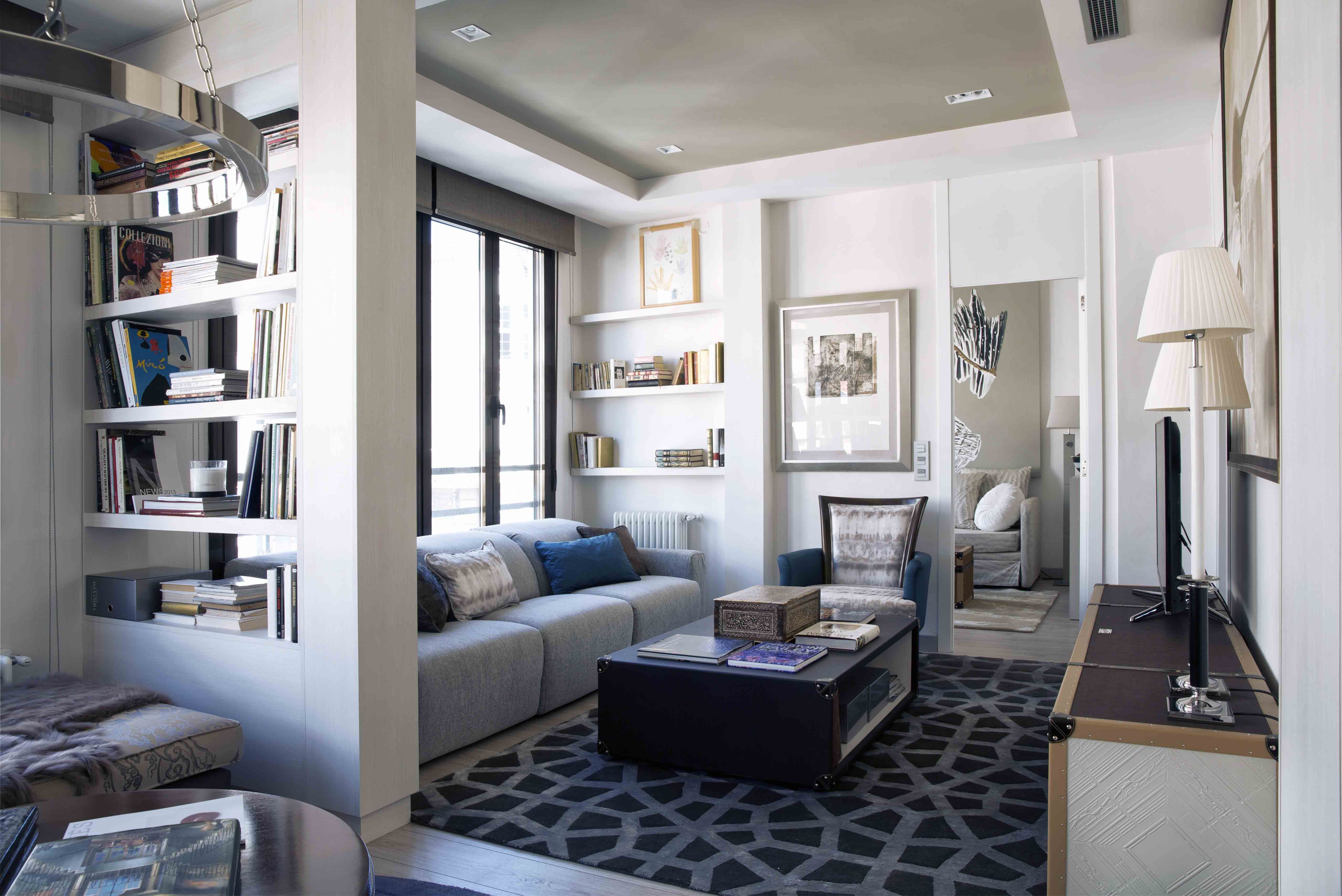 Contemporary Valencia Flat Living Room Furniture Uk