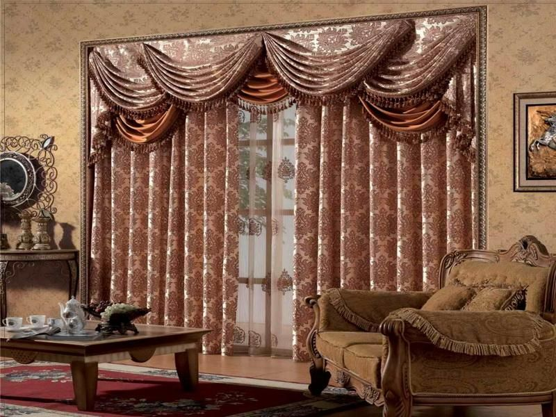living room window valance ideas%0A Window Treatment Ideas for Living Room Design   Decorating Window