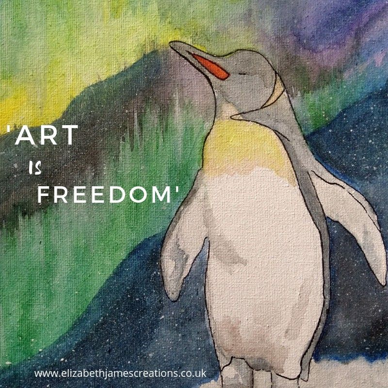 Art is freedom art quote Freedom art, Artist quotes, Art