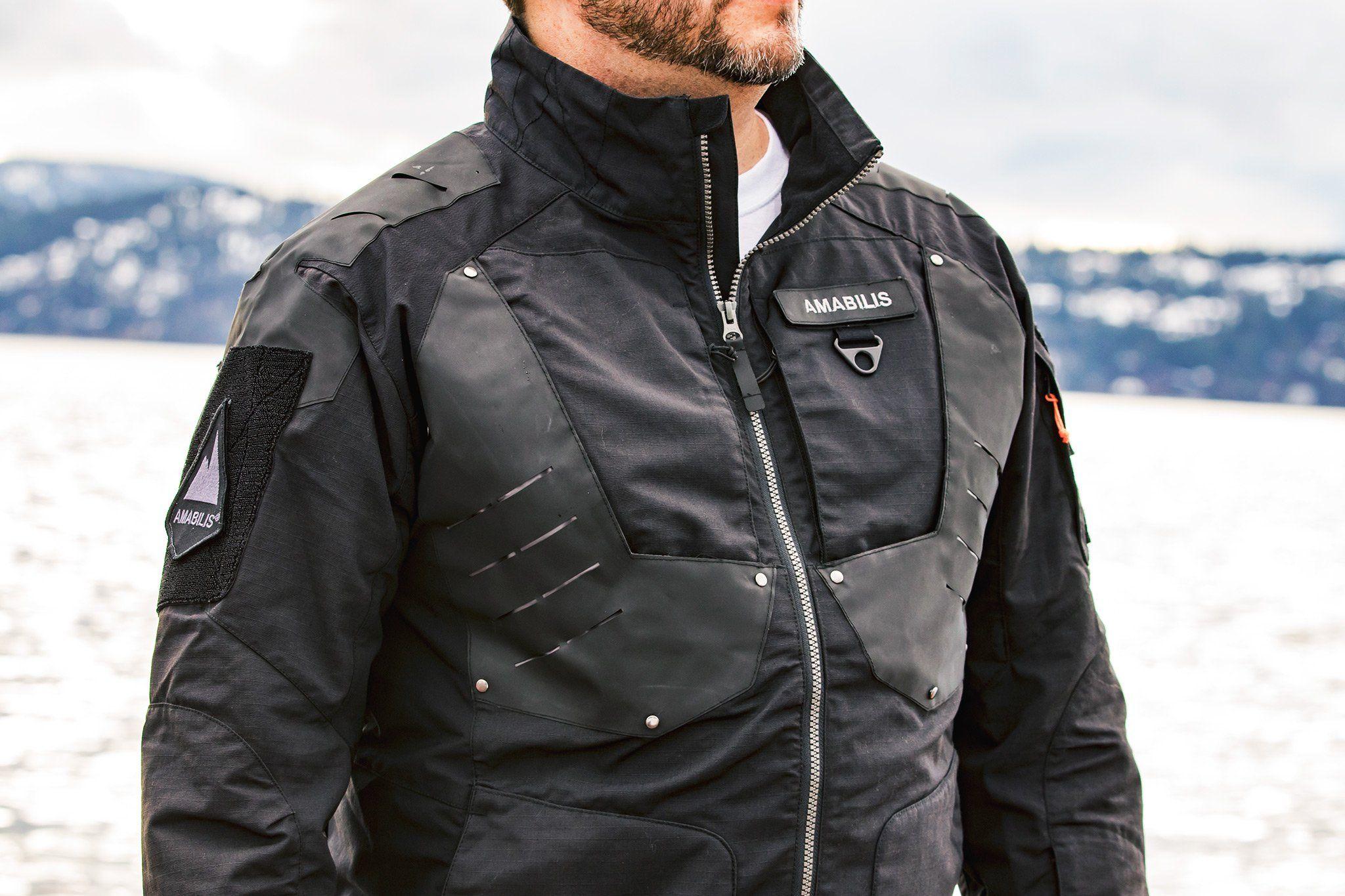 Responder Tactical Jacket Men S Tactical Jacket Mens Jackets Jackets [ 1365 x 2048 Pixel ]