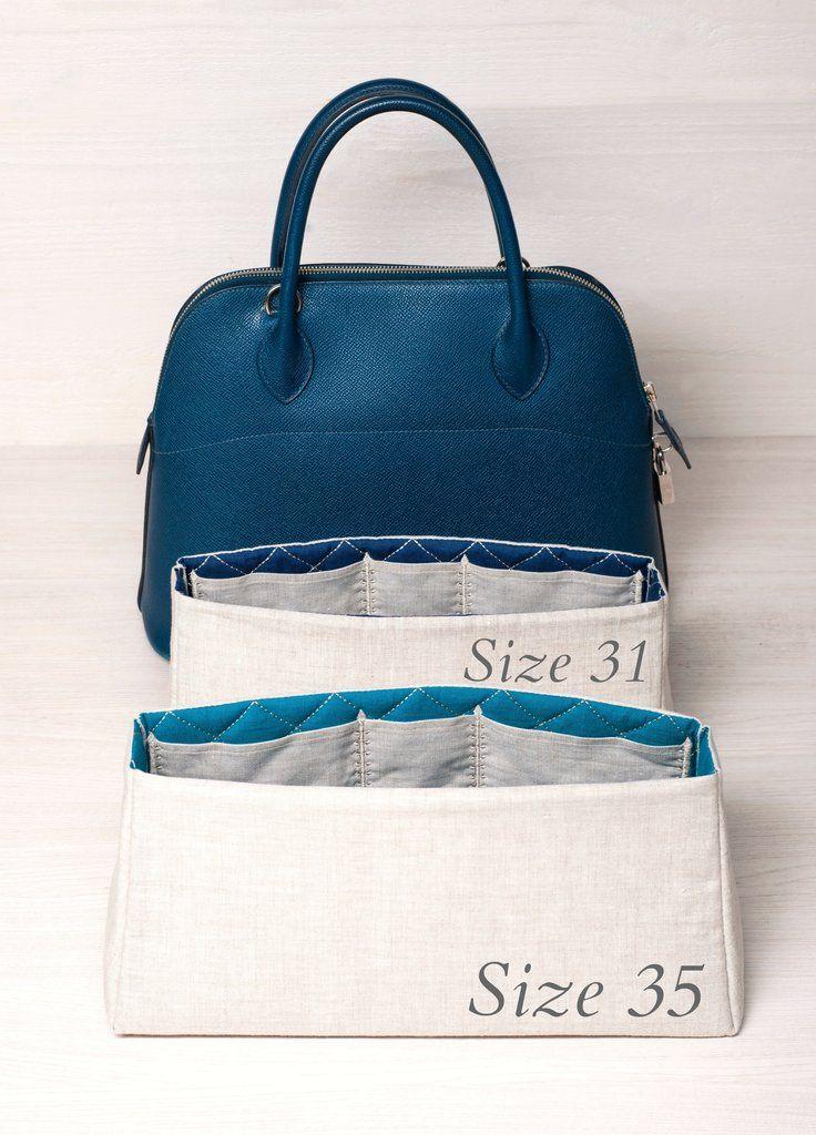 3d419a21070 Insert for an Hermes Bolide bag