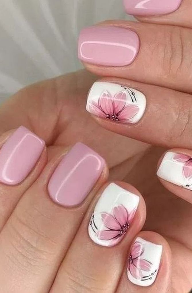 25 Best Holiday Nail Art Design Ideas In 2020 Square Nail