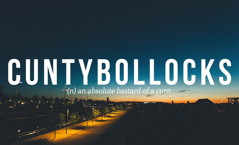18 British Swear Words We Should All Start Using | Funny