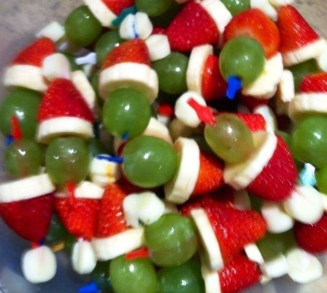 Appetizers For Christmas Party Ideas Part - 32: Christmas Themed Hors Du0027oeuvres - Google Search