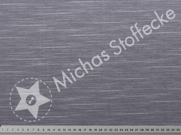 Michas Stoffecke - Stretchjersey Retro-Lines grau V-EP-PL-1323-X-EV