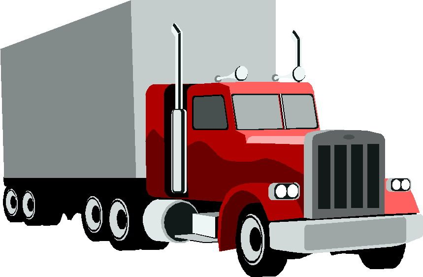 Cartoon Truck Clipart Clipart Kid Trucks Construction