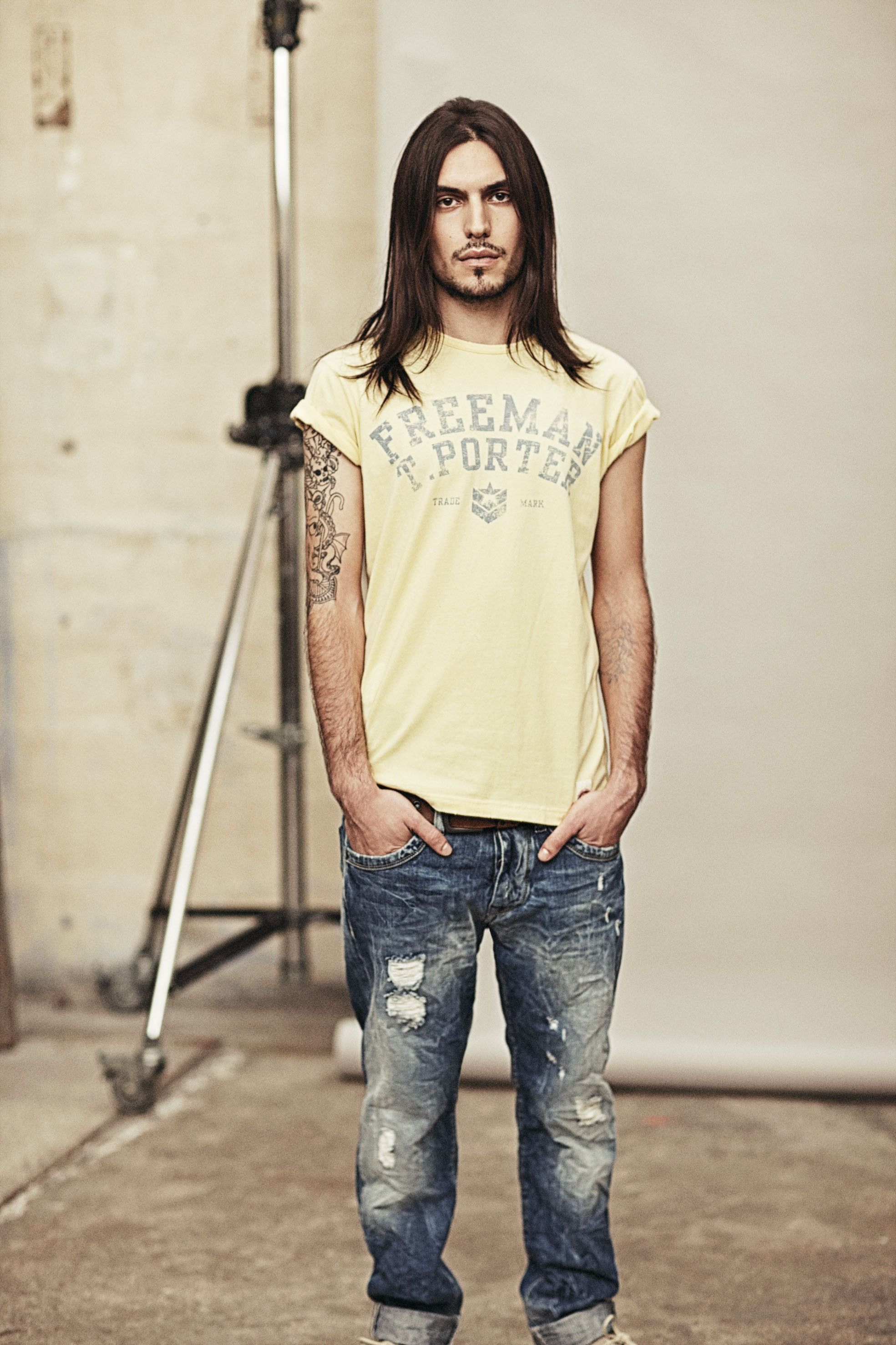 Look Book Homme, Mode Homme | FREEMAN T. PORTER #FREEMANTPORTER #Denims #man #fashion