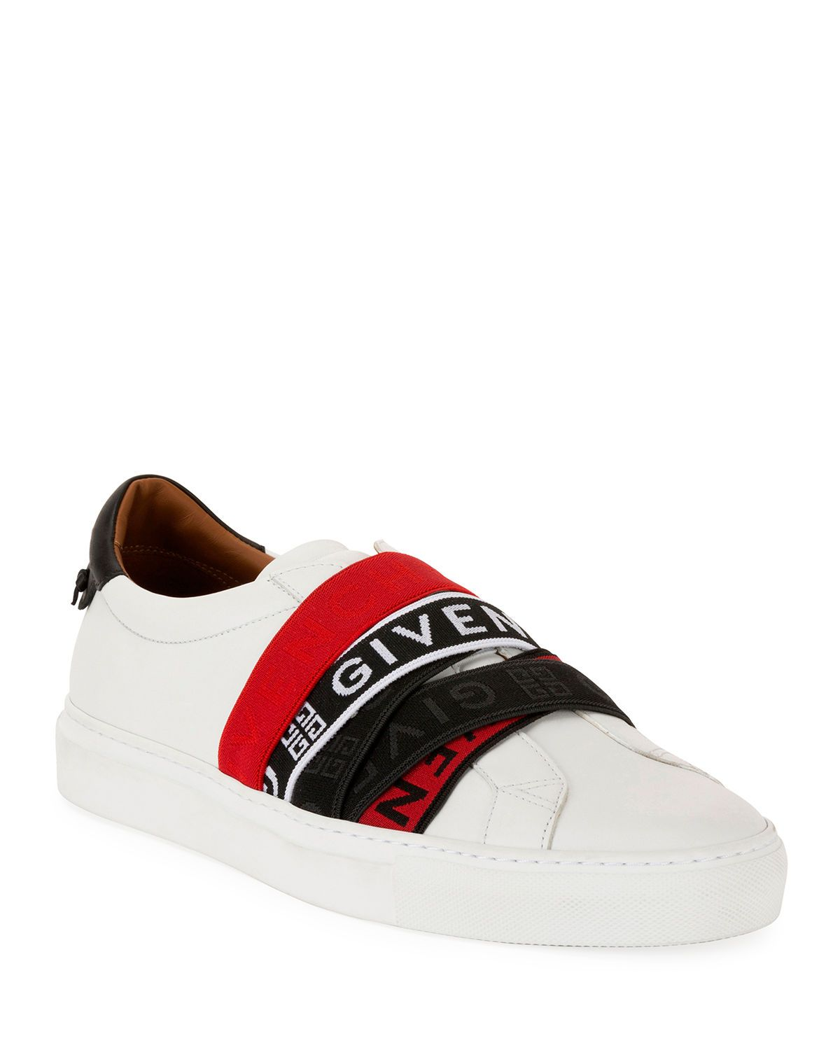 149f6ddfe792f GIVENCHY Men's Urban Street Multi-Elastic Slip-On Sneakers ...